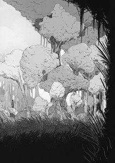 The Woods by Kilian  Eng | $40