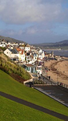 Lyme Regis Oh The Places You'll Go, Places Ive Been, Lyme Regis, Dorset England, Jurassic Coast, Beach Huts, Small Island, Travel Memories, Next At Home