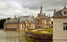 Chateaux de Chantilly, France