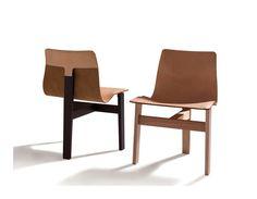 Stuhl TRE3 | Agape Casa. Design: Angelo Mangiarotti