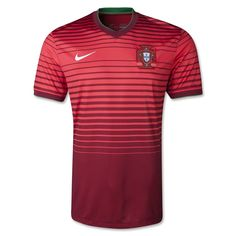 Portugal 2014 Home Soccer Jersey - The Official FIFA Online Store