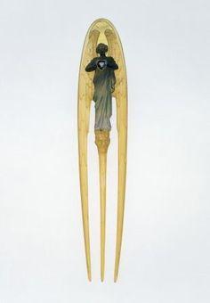 René Lalique 1900. Cincinnati Art Museum