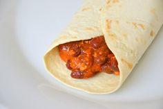 Chicken Chili Fajitas