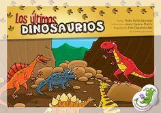 Un cuento con dibujos sobre dinosaurios para aprender a adaptarse y ser flexible