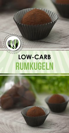 The low-carb rum balls are delicious and juicy. They are suitable as a snack or as a gift. The low-carb rum balls are delicious and juicy. They are suitable as a snack or as a gift. Stew Meat Recipes, Low Carb Vegetarian Recipes, Healthy Crockpot Recipes, Pork Recipes, Low Carb Recipes, Sweet Recipes, Salad Recipes, Healthy Food, Law Carb