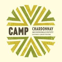 2015 Camp Chardonnay, Sonoma County