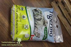Katzenstreu im Test: Tigerino Canada Lemon - Taubertalperser