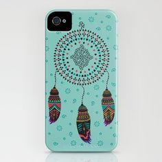 Dreamcatcher phone case!!