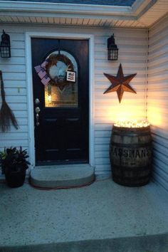 Whiskey Barrel - Engraved by Greenes Country Crafts - Owenton, KY