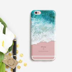 Beach SEA Clear iPhone 7 Case iPhone 7 Plus Case iPhone 6 case #iphone8case,
