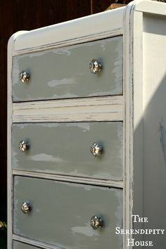 1000 images about chalk painted furniture on pinterest for Chalk paint at sherwin williams
