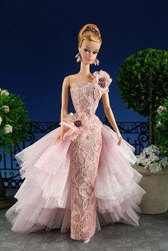 "Matt Sutton's ""Love's Blush"" 3 [Explored] | Repainted and restyled Silkstone Barbie by Matt Sutton."