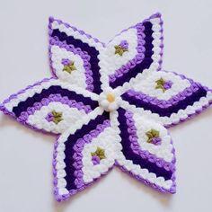 Crochet Stitches Patterns, Baby Knitting Patterns, Stitch Patterns, Woolen Craft, Tunisian Crochet, Baby Booties, Crochet Doilies, Diy And Crafts, Crochet Earrings