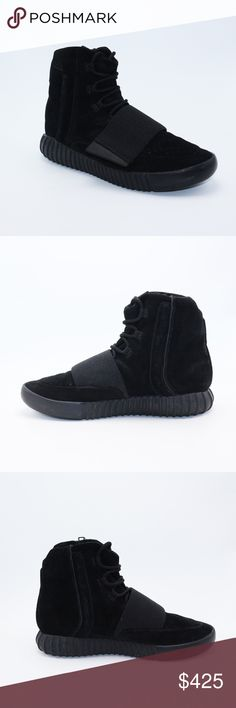 1c3061eaad1 Adidas Yeezy Boost 750 Triple Black Released on December 19