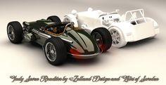 GALERIE: Klasický Indy roadster z Caterhamu Seven | FOTO 1 | auto.cz