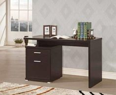 Awesome Small Desk with Filing Cabinet