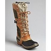 Sorel Cold Weather Flat Boots - Conquest Carly  Bloomingdales