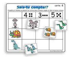 Sais-tu compter? - Jeux éducatifs - Les Éditions Passe-Temps