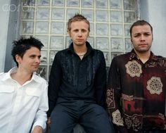 MUSE : MUSE Photo Session_ September 2003