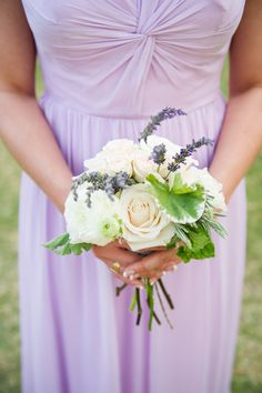 Bridesmaid's Bouquet | Photography: Cory Ryan Photography