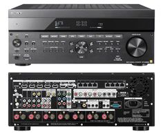 CEDIA 2014 - News and Product Announcements: Sony Announces ES-Z Series Home Theater Receivers