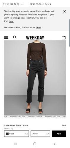 Organic Cotton, Capri Pants, Autumn, Black, Fashion, Moda, Capri Trousers, Fall Season, Black People