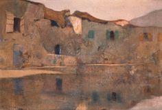 .:. Οικονόμου Μιχαήλ – Michail Oikonomou [1888-1933] Μαρτίγκ (Νότια Γαλλία), π. 1913 – 1926