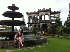 One of the famous attractions in Negros. If you happen to visit Bacolod city, don't miss going to The Ruins in Talisay City. It's a picturesque architecture from the olden times.