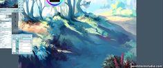 Paintstorm Studio - digital painting