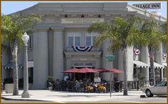 Tent City Restaurant, Coronado - Awesome layout inside!