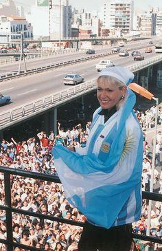 Xuxa na Argentina