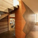 Structural Insulated Rammed Earth – The art and science of rammed earth Rammed Earth Homes, World Architecture Festival, Copper Pendant Lights, Adobe, Earth Design, Green Building, Stairways, Modern, Corner