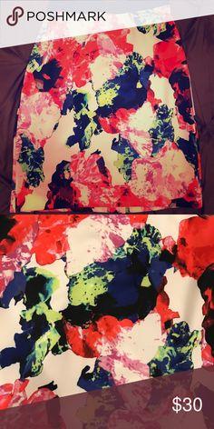 Milly for design nation skirt Milly for design nation skirt Skirts