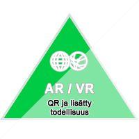 QR-koodit ja lisätty todellisuus