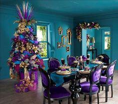 Бохо-стиль в рождественском и новогоднем интерьере - Ярмарка Мастеров - ручная работа, handmade