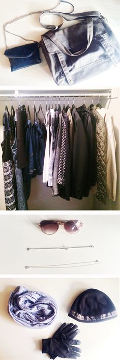 My Fall Capsule Wardrobe Items for Project 333 (dress with 33 items or less for 3 months)