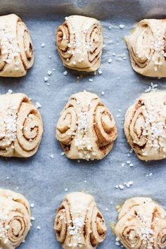 Finnish Cinnamon Rolls | My Blue&White Kitchen