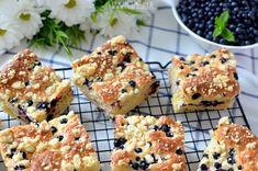 Ciasto z jagodami - przepyszne puszyste drożdżowe z kruszonką :) Breakfast, Food, Morning Coffee, Essen, Meals, Yemek, Eten