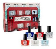 Ciate London Big Beauty Bus 6-piece Mini Nail Polish Collection