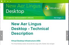 Aer Lingus created IT Support documents for their team members It Service Management, Team Member, Flexibility, Books, Libros, Back Walkover, Book, Book Illustrations, Libri