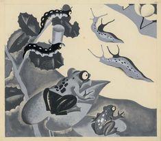 The Illustrators of Gente Menuda, a Spanish children's magazine.   Anrique Climent.