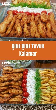 Çıtır Çıtır Tavuk Kalamar – Tavuk tarifleri – Las recetas más prácticas y fáciles Yummy Recipes, Easy Salad Recipes, Best Dinner Recipes, Chicken Salad Recipes, Breakfast Recipes, Yummy Food, Healthy Recipes, Chicken Breakfast, Healthy Comfort Food