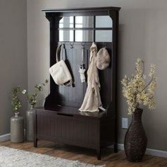 Ideal way to overhaul the organization of your entryway or mudroom without sacrificing style.