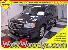 2013 Chrysler Town &