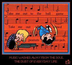 Take me to the ball game