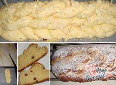 Jemné výborné croissanty s ořechovou náplní od Reny. Mashed Potatoes, Cake Recipes, Rolls, Food And Drink, Dairy, Cooking Recipes, Menu, Sweets, Bread