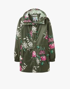 Joules Go Lightly Packaway Coat - Anna Davies