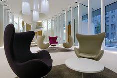 """""""Private Banking"""" Zentrale in Frankfurt"""