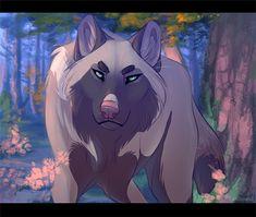 You're a Wolf by Tazihound on DeviantArt Big Cats Art, Furry Art, Anime Wolf Drawing, Anime Art, Wolf Comics, Cartoon Wolf, Wolf Artwork, Fantasy Wolf, Wolf Love