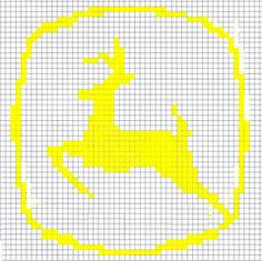 Crochet Pattern For John Deere Afghan : 1000+ images about John Deere on Pinterest John deere ...
